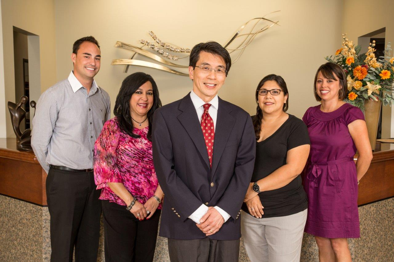 Staff of Dr. Neil Chen